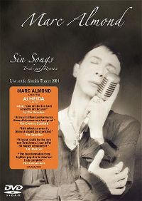 Cover Marc Almond - Sin Songs, Torch & Romance [DVD]